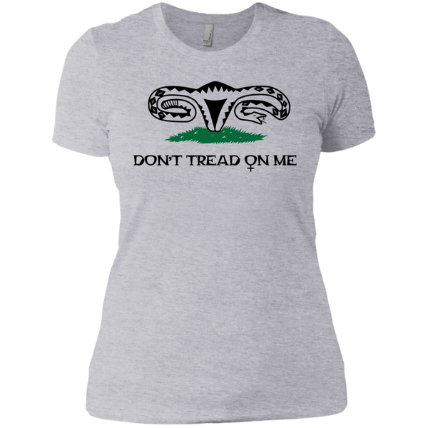 DON'T TREAD ON ME Ladies Tee