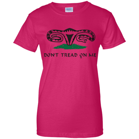Don't Tread On Me Cotton T-Shirt