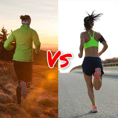 Trail Running Vs Road Running: Which is better?