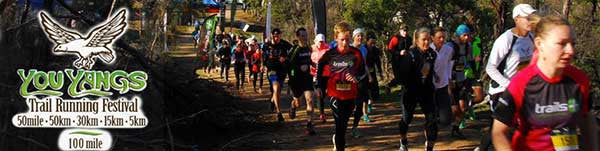 You Yangs Trail Run