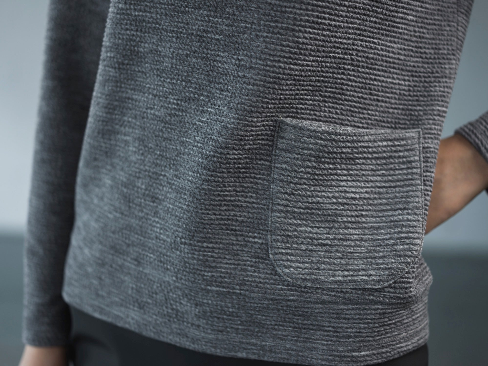 ::AW19 Horizon Pocket Sweater
