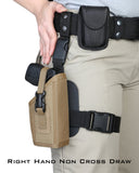 X2 TASER THIGH HOLSTER