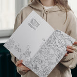 """The Plastic Journey"" Conscious Coloring Book"