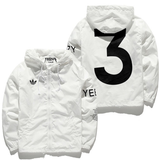 "YZY ""3"" Windbreaker - Alpha Style Co. - 2"