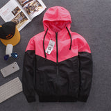 Reflective Patchwork Windbreaker - Alpha Style Co. - 4