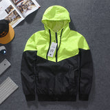 Reflective Patchwork Windbreaker - Alpha Style Co. - 5