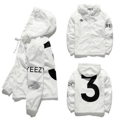 "YZY ""3"" Windbreaker - Alpha Style Co. - 1"