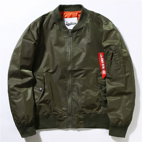 Alpha Bomber Jacket - Alpha Style Co. - 1