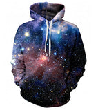 LIMITED TIME - Galaxy Unisex 3D Hoodie