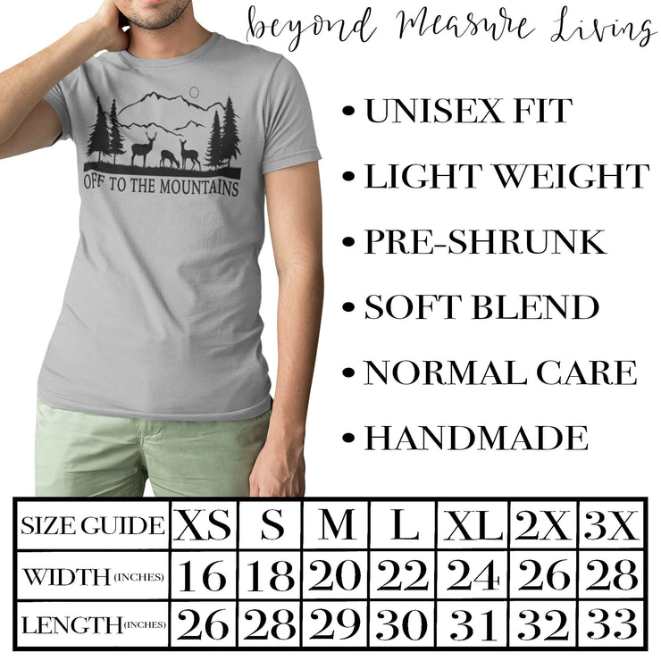 Sorry I'm Booked T-Shirt - Beyond Measure Living