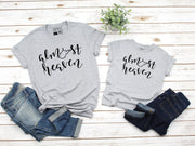 Almost Heaven Shirt | West Virginia State | Hand Lettered | Men | Women | Kids | Youth - Beyond Measure Living