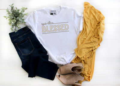 We Are Blessed Shirt - Beyond Measure Living