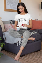 Saved By Grace Shirt - Beyond Measure Living