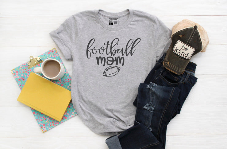 Football Mom Shirt - Beyond Measure Living