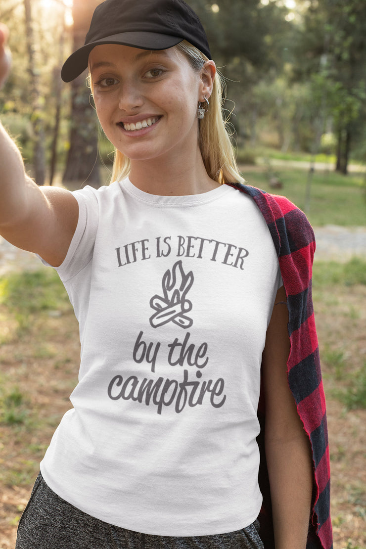 Life Is Better By The Campfire Shirt - Beyond Measure Living