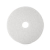 "4100 20"" WHITE SUPER POLISH PAD 5/CS 08484"