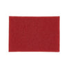 5100 RED BUFFER FLOOR PAD 32X14 10/CS 59066