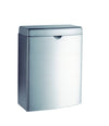 270 STAINLESS STEEL SANITARY NAPKIN DISPOSAL CONTURA 1EA