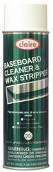 CL856 CLAIRE BASEBOARD CLEANER AND WAX STRIPPER 12/19OZ/CS