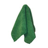 "16""X16"" MICROFIBER ALL PURPOSE GREEN CLOTH 1DZ/PKG LFK300"
