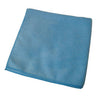 "16""X16"" MICROFIBER ALL PURPOSE CLOTH BLUE 12/BG 15DZ/CS LFK500"