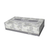 21606 KLEENEX FACIAL TISSUE WHT 2PLY FLAT BOX 48BX/125SH/CS