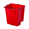 WAVEBRAKE DIRTY WATER BUCKET RED 18 QT 6/PK FG9C7400RED