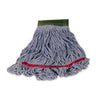 "SWINGER LOOP WET MOP MED BLUE 5"" HB 6/CS FGC15206BL00"