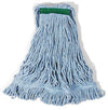 "SUPER STITCH BLEND MOP MED 1"" HB BLUE 6/CS FGD21206BL00"