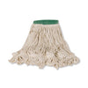 "SUPER STITCH BLEND MOP MED 5"" HB WHITE 6/CS FGD25206WH00"