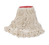 "SUPER STITCH BLEND MOP LRG 5"" HB WHITE 6/CS FGD25306WH00"