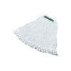 "SUPER STITCH RAYON MOP MED 1"" HB WHITE 6/CS FGD41206WH00"