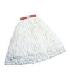 "SUPER STITCH RAYON MOP LRG 1"" HB WHITE 6/CS FGD41306WH00"