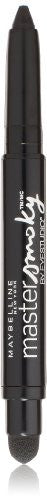 Maybelline New York Eye Studio Master Smoky Shadow Pencil, Black Smoke, 0.018 Ounce