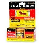Tiger Balm Ointment Ultra Strength (Non Staining) 18 Grams (0.63 Oz.) (A)