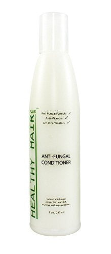 Healthy Hair Plus Anti Fungal Shampoo, 12 Oz And Conditioner, 8 Oz