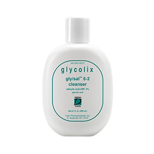 Topix Glycolix Gly/Sal 5 2 Cleanser 6.7 Ounce