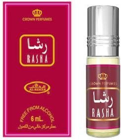 Rasha   6ml (.2 Oz) Perfume Oil By Al Rehab