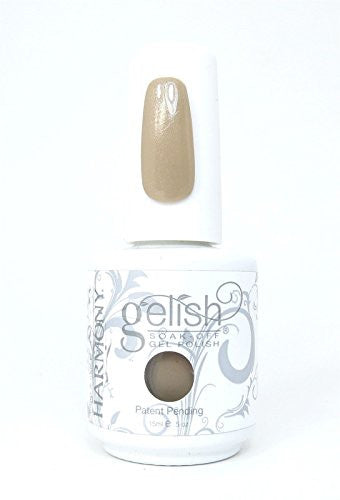Gelish Soak Off Gel Nail Polish, Taupe Model, 0.5 Fl Oz