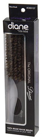Diane Original 9'' Wave Brush Dbb107, All Purpose, Professional Use, Personal Use, Salon, Barber, St