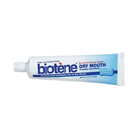 Biotene Toothpaste Dry Mouth 100ml