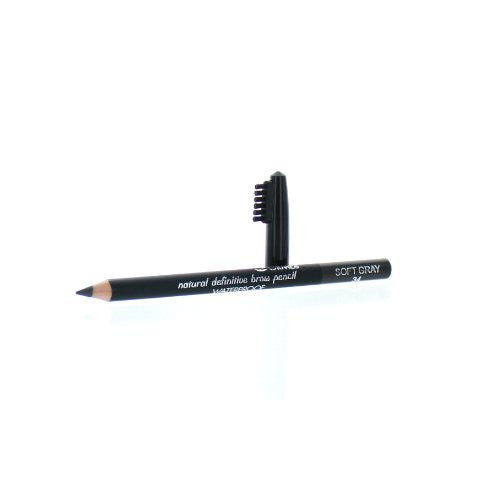 Sorme Cosmetics Waterproof Eyebrow Pencil, Soft Gray, 0.04 Ounce