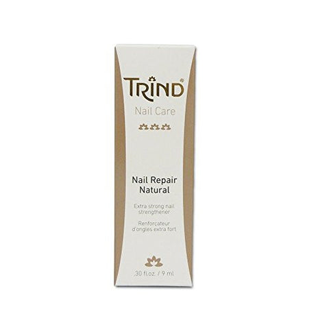 Trind Nail Repair Natural Promotes Nail Growth For Damaged Nails, Thin And Weak Nails