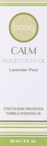 Basq Calm Resilient Body Oil, 2 Fl. Oz