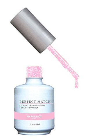 Lechat Perfect Match Nail Polish, My Fair Lady, 0.500 Ounce