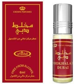 Mokhalat Dubai   6ml (.2 Oz) Perfume Oil By Al Rehab