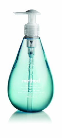 Method Gel Hand Soap, Sea Minerals, 12 Fl Oz (Pack Of 6)