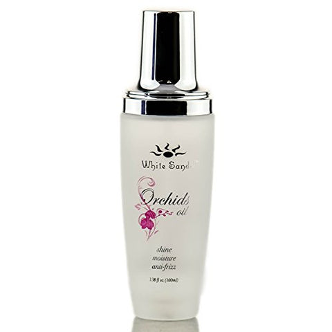 White Sands Orchids Oil Shine & Moisture(3.38oz) 18% Larger With Pump