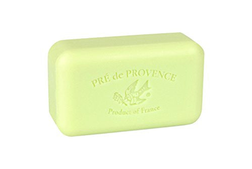 Pre De Provence Shea Butter Enriched Handmade French Soap Bar (150g)   Linden
