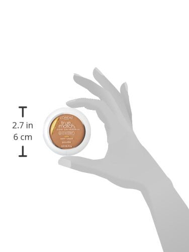 L'oreal Paris True Match Powder, Deep Warm, 0.33 Ounces